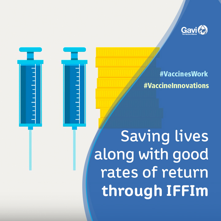 #VaccineInnovations from IFFIm